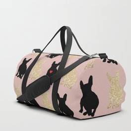 Dazzling French Bulldogs Duffle Bag