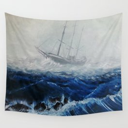 An Apparition Wall Tapestry