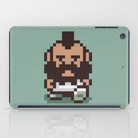 earthbound iPad Cases featuring Mr. T ... Is that you? Earthbound / Mother 2 by Studio Momo╰༼ ಠ益ಠ ༽