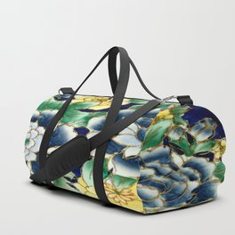 flowers and flowers Duffle Bag