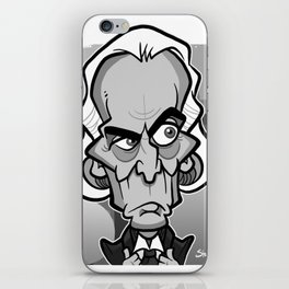 Don't Call Me Doc iPhone Skin