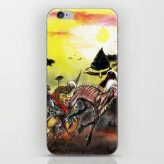 Final Fantasy 8 Chimera vs Mesmerize iPhone & iPod Skin