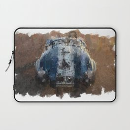 Shelby Cobra Front Laptop Sleeve