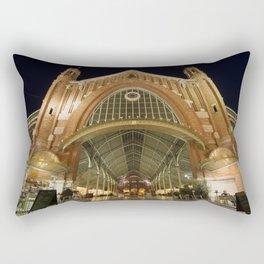 Colon Market of Valencia Rectangular Pillow