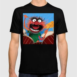 Animal Muppets' Drummer T-shirt