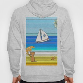 Summertime and the Living is Easy Hoody