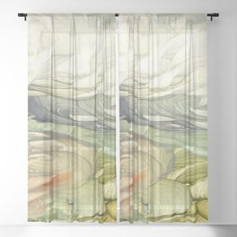 Ao Sheer Curtain