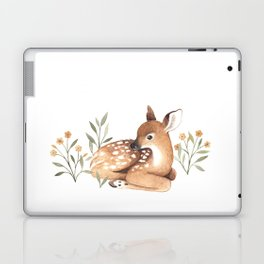 Meadow and Fawn Laptop & iPad Skin