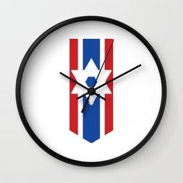 Heroic Isreal Wall Clock