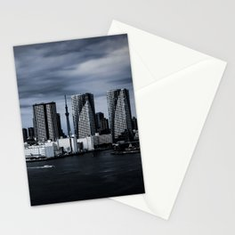 Turbulent Tokyo Stationery Cards
