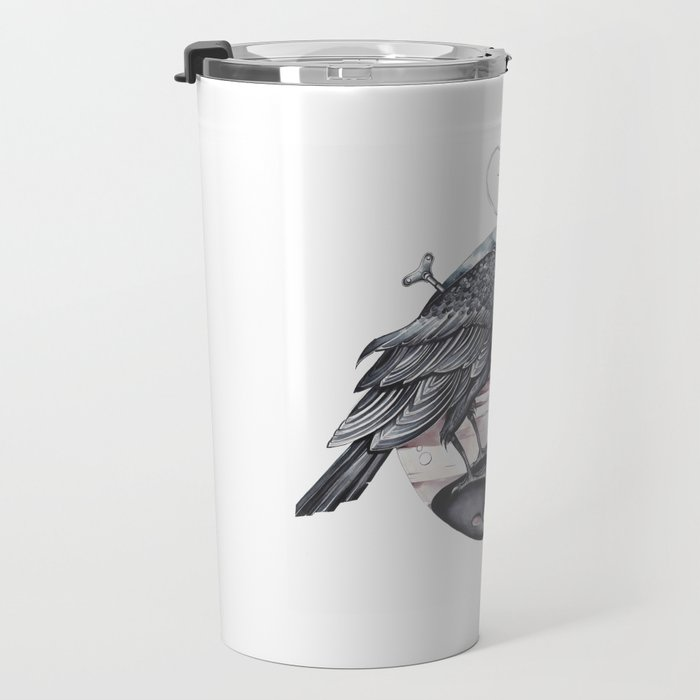 Prolific Darkness Travel Mug