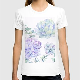 Wonderful Succulents 2 T-shirt