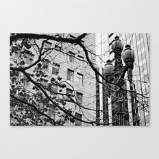 This Is My City Canvas Print