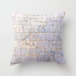 Rome Mosaic Throw Pillow