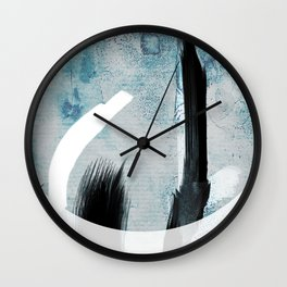 Haiku Wall Clock