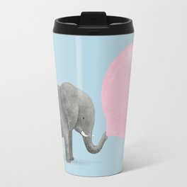 Jumbo Bubble Gum  Travel Mug
