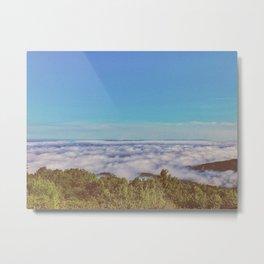 Above Cloud • Appalachian Trail Metal Print