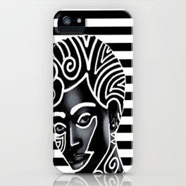 BLACK QUEEN  iPhone Case
