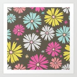 Bloom - Style 1 Art Print