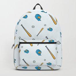 Baseball sport pattern Backpack