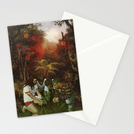 The discovery Stationery Cards
