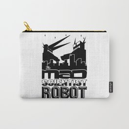 City Scape Mad Scientist Carry-All Pouch