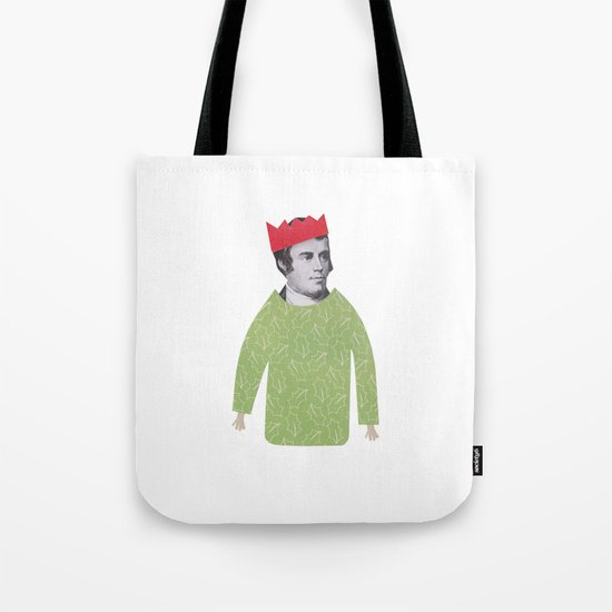 The embarrassing Christmas Jumper Tote Bag