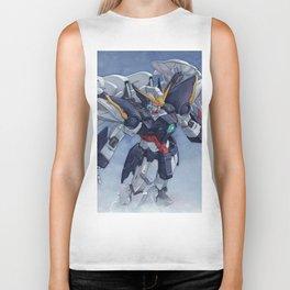 Gundam wing Zero cut ver. Biker Tank