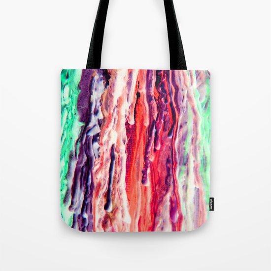 Wax #3 Tote Bag