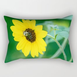 Sunfinity Sunflower Rectangular Pillow