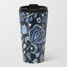 Blue Meadow Travel Mug