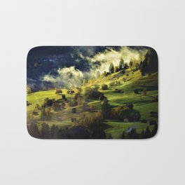 Mountain Landscapes - Jeanpaul Ferro Bath Mat