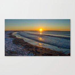 Rhode Island Sunrise Canvas Print