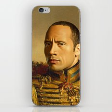 Dwayne (The Rock) Johnson - replaceface iPhone Skin