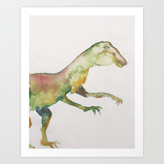 comsognathus Art Print