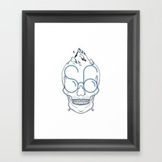 S6 Framed Art Print