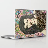 charli xcx Laptop & iPad Skins featuring sucker. by Late Bloomer