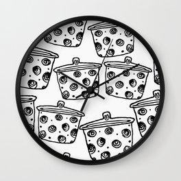 Kitchen design Wall Clock