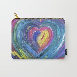 Heart by Sheila Fein Fantasy Pop Carry-All Pouch