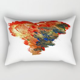 CORAZON by Maricela del Rio Rectangular Pillow