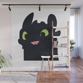 Dragon Tongue Wall Mural