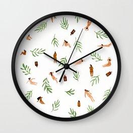 Piz Buin Wall Clock