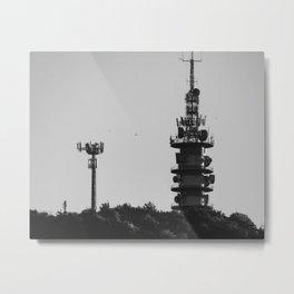 Telegraph Tower Metal Print