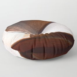 Pan for Gold Floor Pillow