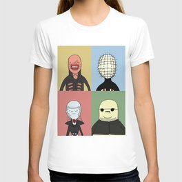 Adventure Time with Cenobites from Hellraiser T-shirt