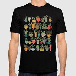 Teacup Garden T-shirt