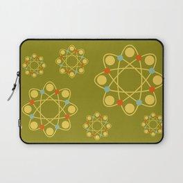 Spiro-Dots Laptop Sleeve