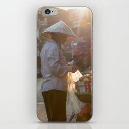Vietnam Streets iPhone Skin