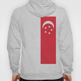 Flag of Singapore Hoody
