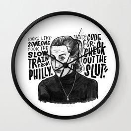 Angela | Office Wall Clock